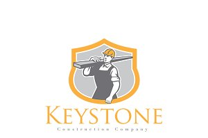 Keystone Construction Logo