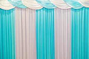 vintage curtain background