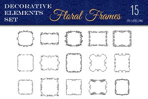 15 Decorative Frames