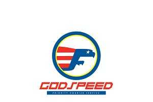 Godspeed Priority Couriers Logo