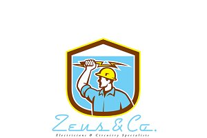 Zeus and Company Electricians Logo