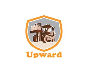 Upward International Logistics Logo