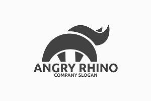 Angry Rhino Logo