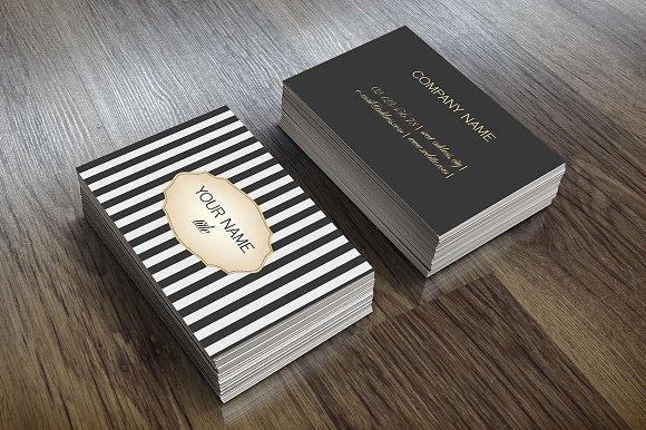Elegant vintage business card business card templates creative elegant vintage business card business card templates creative market colourmoves
