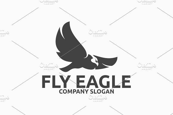 Fly Eagle Logo