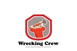 Wrecking Crew Building Demolitions L