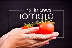 45 photos of tomatoes