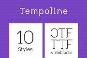 Tempoline Font (75% OFF!)