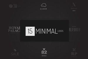 15 minimal logos