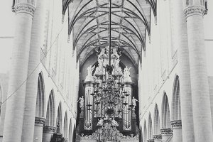 Dutch Cathedral