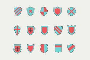 15 Shield Icons