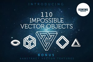 Impossible Vector Objects + Bonus!