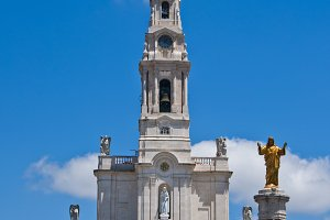 Sanctuary of Fatima in Portugal