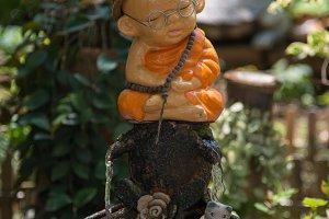Chubby Buddha Garden