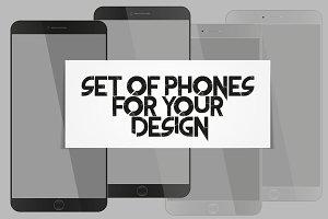 Smart phone set