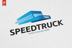 Speed Truck Logo