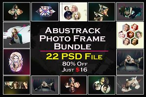 Abustrack Photo Frame Bundle
