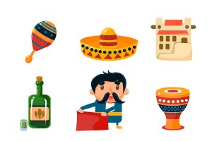 National Mexical Objects