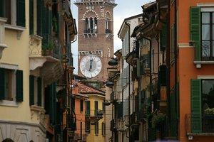 Street, Verona