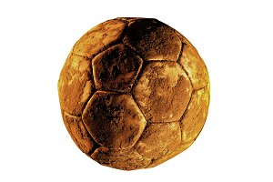 Old and vinatage soccer