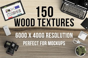 150 Real Wood Grain Texture Images