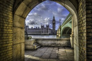 The Palace of Westminster London