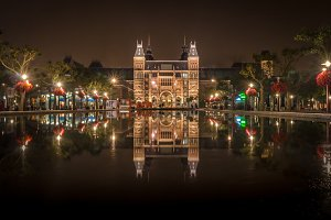The Rijksmuseum Amsterdam