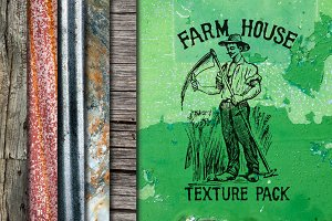Farm House Texture Pack