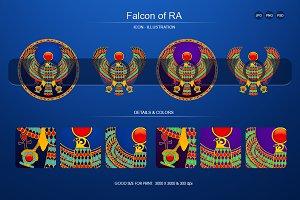 Falcon of RA