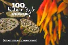 100 Vintage Style Photos v.5