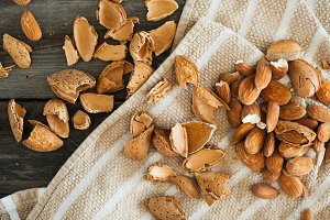 details of almond