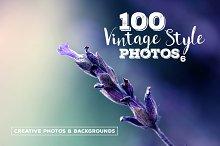 100 Vintage Style Photos v.6