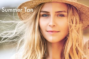 Summer Tan - 1 Premium PS Action