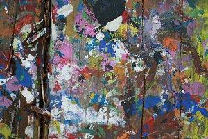 Paint Splatter Two