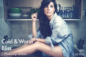 Cold & Warm Bliss - 2 PS Actions