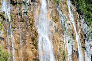 Plitvice Lakes Park (Croatia)