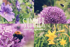 Summer Photos - Volume 1