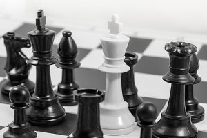 Checkmate in Chess game