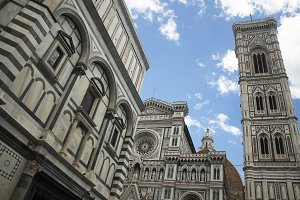 Cathedral in Firenze, Italy