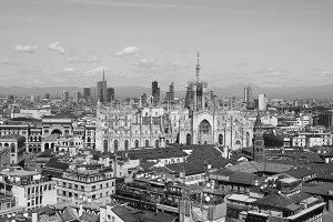 Duomo di Milano Cathedral in Milan