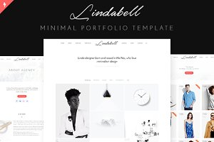 Linda Bell - Multipurpose Template