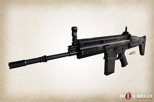 AAA FPS SCAR Assault Rifle