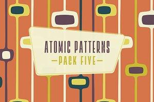 Atomic Patterns Pack 5