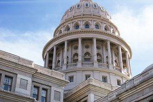 Capital Building in Austin