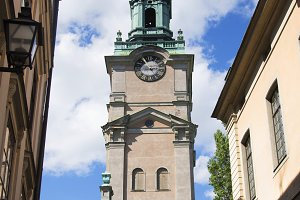 Storkykan - Sankt Nikolai kyrka
