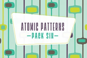 Atomic Patterns Pack 6