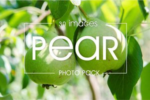Pear - 30 photo