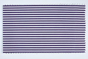 Violet Striped fabric sample