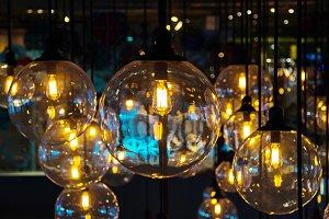 Vintage Lighting for decoration
