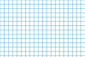 Square grid cyan color pattern